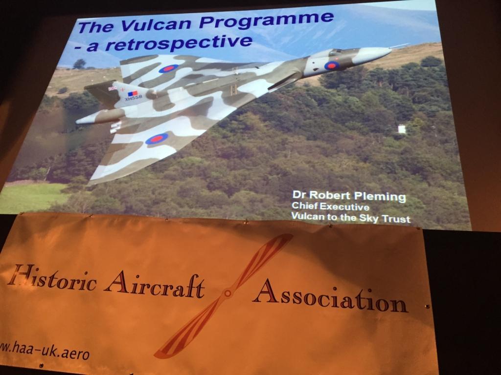 Vulcan Retrospective