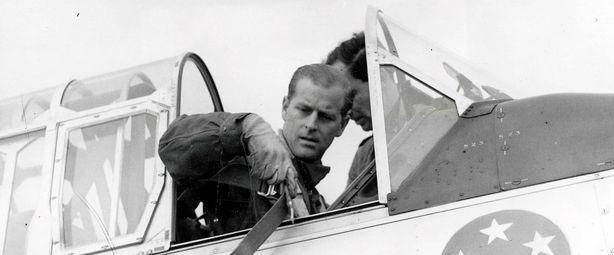 HRH The Prince Philip, Duke of Edinburgh RIP