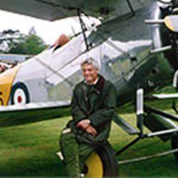 A photo of John Fairey